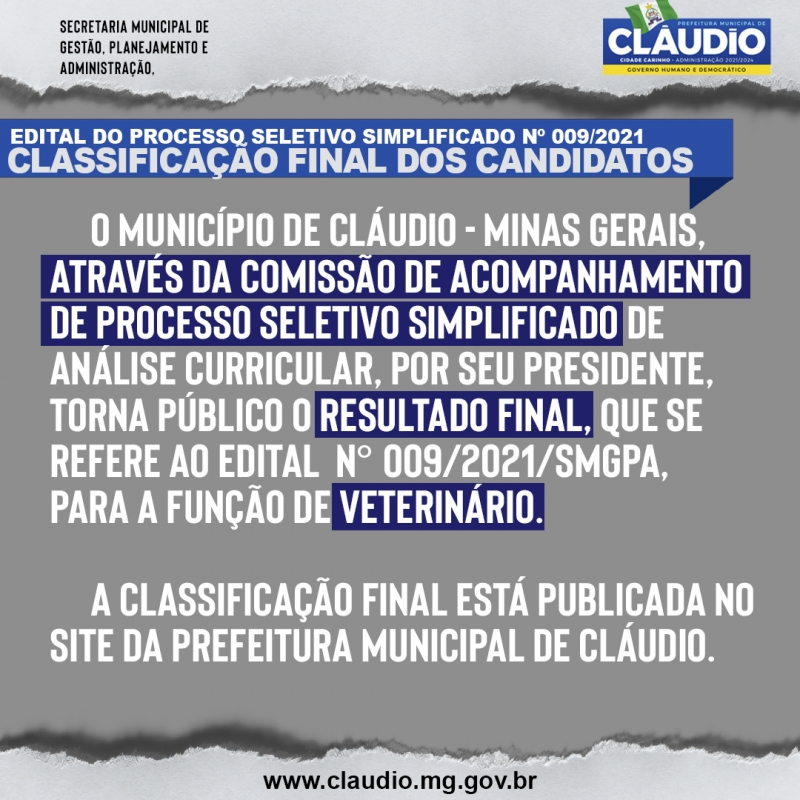 Noticia processo-seletivo-simplificado-n-0092021smpga---classificacao-final-dos-candidatos