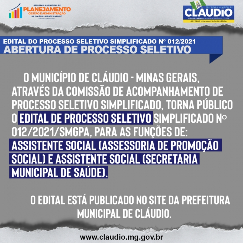 Noticia edital-do-processo-seletivo-simplificado-no-0122021smgpa
